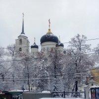 Сегодня в город пришла зима. :: Чария Зоя