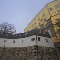 Слиянье зданий, слиянье стилей :: Вальтер Дюк