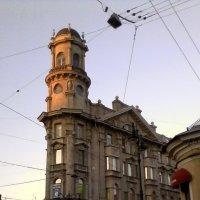 Здание из прошлого :: Svetlana Lyaxovich