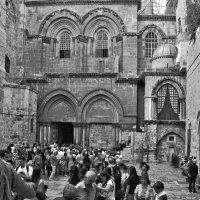 Иерусалим. Храм Гроба Господня. Ноябрь :: Alexandr Zykov
