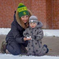 Первый снег. :: Игорь Воронков