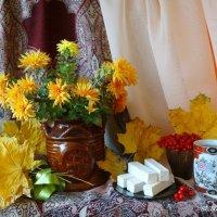 Чай с пастилой... :: Тамара (st.tamara)
