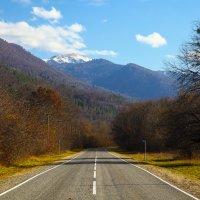 дорога в горы.... :: Игорь Гарагуля