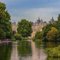 Грин Парк (Лондон) :: Игорь Егоров