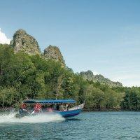 Kilim Geoforest Park, Лангкави, Малайзия. :: Edward J.Berelet