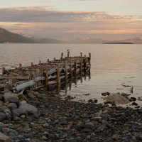 Вечер в Северной Норвегии :: Инта