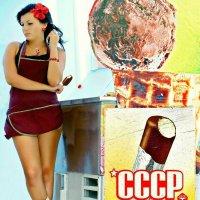Пинап-эскимо :: Кай-8 (Ярослав) Забелин