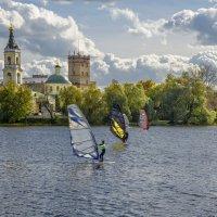 У озера. :: Станислав