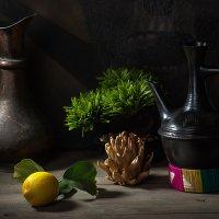 Про лимон и артишок :: mrigor59 Седловский