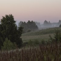Утро туманное.......... :: Игорь Егоров