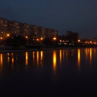 Вечерние огни :: Андрей Лукьянов