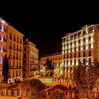 Ночной Мадрид :: Дмитрий .