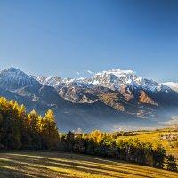 Осень в Альпах. :: Светлана Риццо