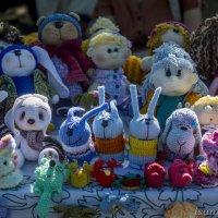 Вязанное счастье... :: isanit Sergey Breus