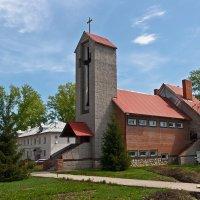 Объединенная методистская церковь «Храм Христа Господня». Отрадный. Самарская область :: MILAV V
