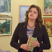Еліонора Молдован - Генеральний консул Руминії в Чернівцях :: Степан Карачко