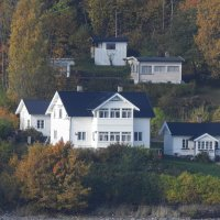Норвежские домики :: Natalia Harries