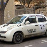 Яндекс такси :: Наталья Джикидзе (Берёзина)