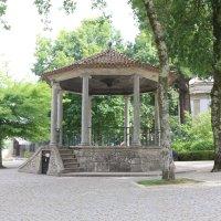 Беседка в парке :: Ольга