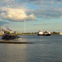 Hamburg. Dockland :: Nina Yudicheva