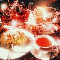 А давайте пить чай! :: Натали Пам