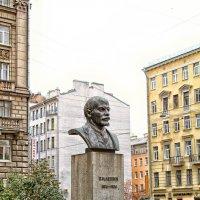Ново-Ленинский сквер :: Игорь Свет