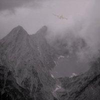 Полет над Альпами :: Михаил Новиков