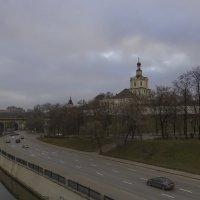 Андроников монастырь и окрестности :: Александра
