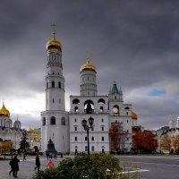 Ивановская Площадь :: Vera Ostroumova