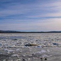 Замерзающий Амур. :: Виктор Иванович
