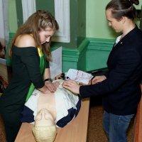 С такой девушкой не пропадёшь! :: Валерий Чепкасов