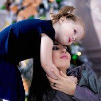 Анечка с дочкой Софией :: Viktoria Shakula