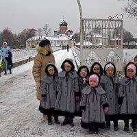Маленькие леди :: Елена Жукова