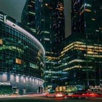 Город в движении :: Андрей Бондаренко