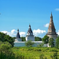 Башни монастыря :: Oleg S