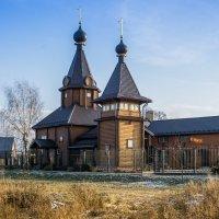 Церковь Иоанна Златоуста в Козино :: Максим Ершов