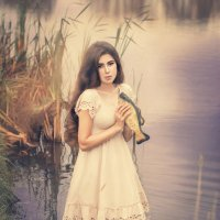 Золотая рыбка :: Marina Semyokhina