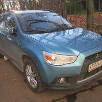 Mitsubishi :: Дмитрий Никитин