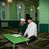 Мечеть на Осинской :: Юрий Арасланов