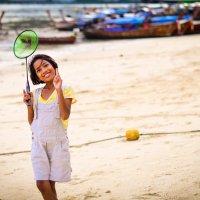 девочка с острова Бабочка :: Юлия