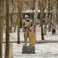 Кто с мечом к нам придёт... :: Татьяна Помогалова
