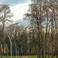 В городском парке :: Анжела Пасечник