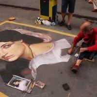 Уличные художники :: svetlana.voskresenskaia