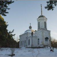 Церковь Святого Лазаря. :: Марина Никулина