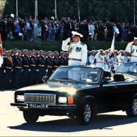 Командующий флотом :: Кай-8 (Ярослав) Забелин
