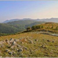 Горный пейзаж. :: Vadim WadimS67