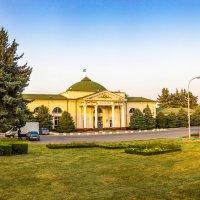 ж-д вокзал г.Нальчик IMG_8304 :: Олег Петрушин