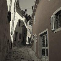 В лабиринтах старого города :: Вальтер Дюк