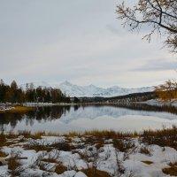 У озера. :: Валерий Медведев