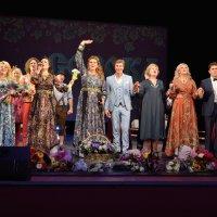На концерте ансамбля СОРОКА 57 :: Константин Жирнов
